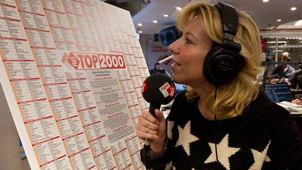 'Aantal vrouwen in Top 2000 gehalveerd'