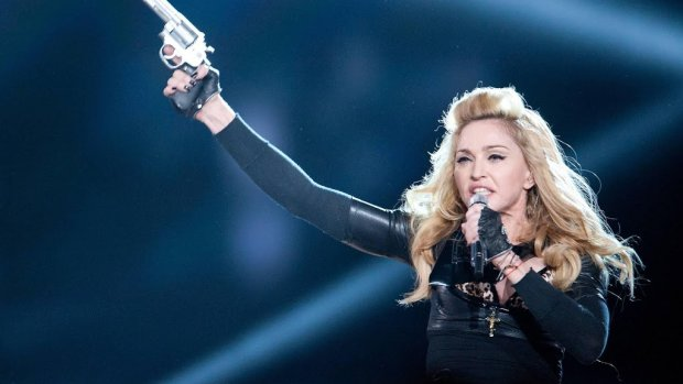 Madonna mist Nederland met nieuwe tournee