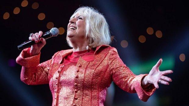 Willeke Alberti viert 75ste verjaardag in AFAS Live