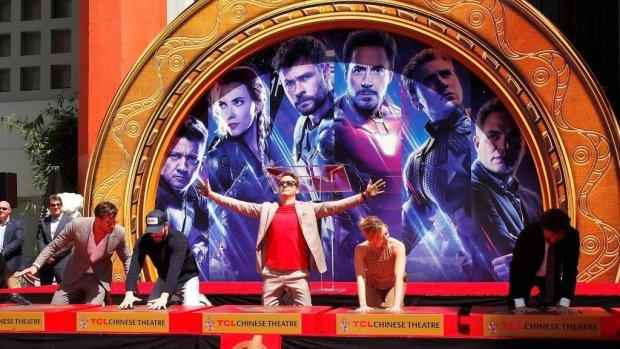 Avengers: Endgame haalt in Nederland recordbedrag op