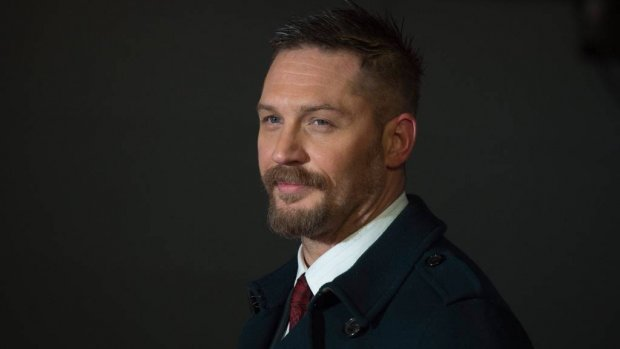 Tom Hardy viel bijna in slaap tijdens de royal wedding
