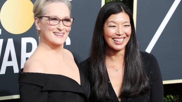 Sterren massaal in zwart naar Golden Globes