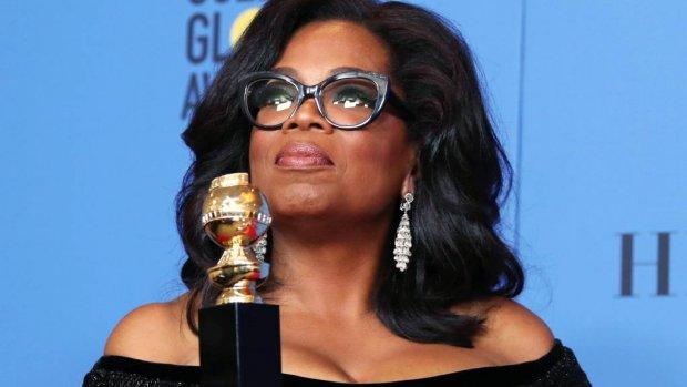 Sterren reageren op speech Oprah
