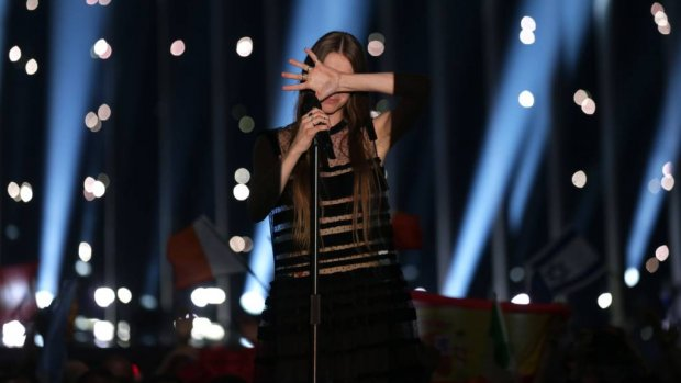 België strandt in halve finale songfestival