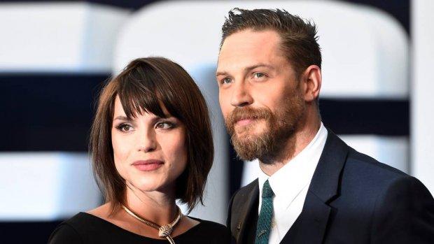 'Tom Hardy en vrouw verwachten tweede kindje'