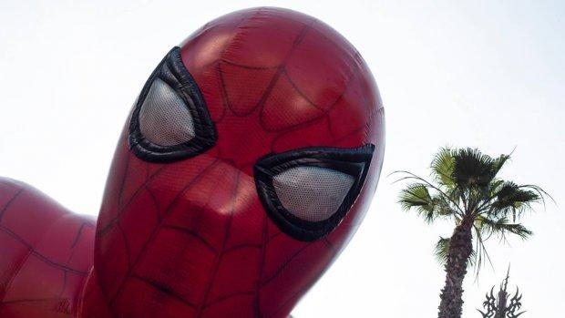 Spider-Man doet het ook goed in weekeinde