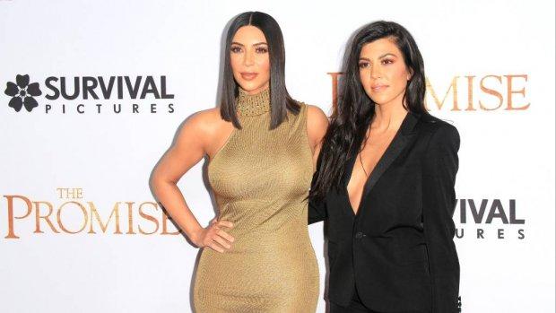 Kourtney Kardashian zet een punt achter haar relatie