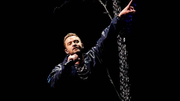 Justin Timberlake moet fans weer teleurstellen