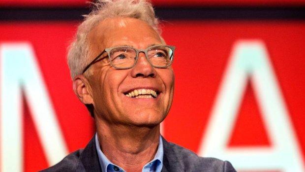 Paul Witteman neemt afscheid van Buitenhof