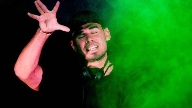 Krajicek strikt DJ Afrojack