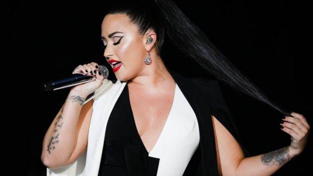 'Nieuwe liefde voor Demi Lovato'