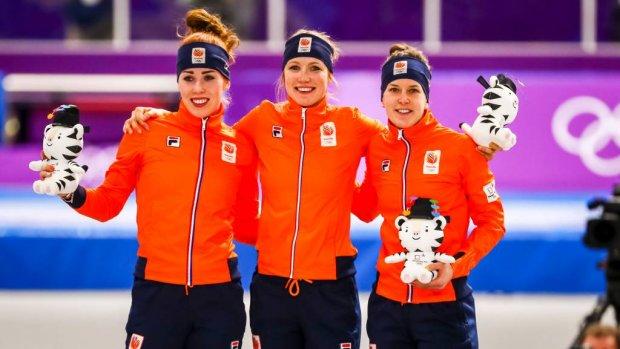 Alles over onze Olympische helden