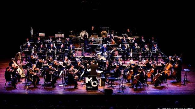 Metropole Orkest grijpt naast Grammy