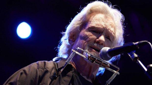 Kris Kristofferson deze zomer eenmalig in Groningen