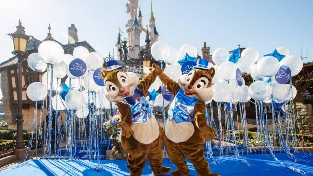 Knabbel en Babbel komen naar Disney+