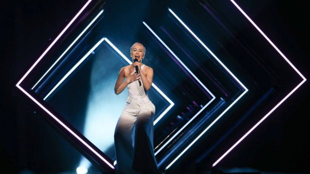 SuRie wil songfestivaloptreden niet overdoen