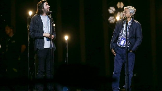 Salvador Sobral maakt rentree op songfestival