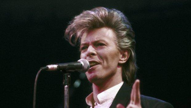Eerste opname David Bowie goed voor 44.000 euro