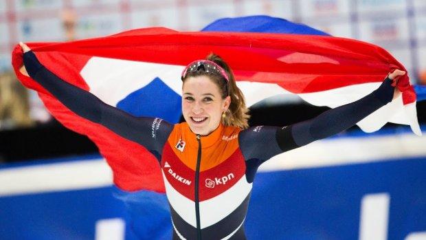 Suzanne Schulting haalt haar eerste Europese titel binnen