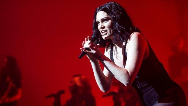 Jessie J ook op openluchtconcert City Sounds te zien