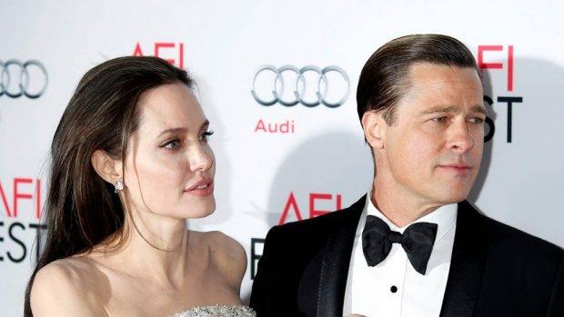 Brad en Angelina zijn nu écht single