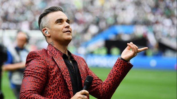 Robbie Williams keert terug in jury Britse X Factor