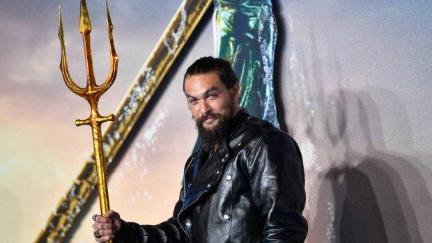 Jason Momoa ziet zijn roots terug in Aquaman