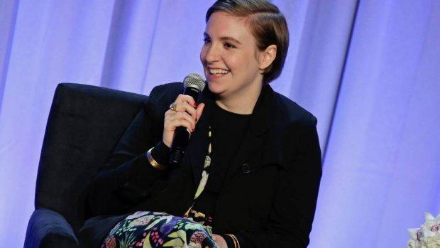 Lena Dunham laat baarmoeder verwijderen