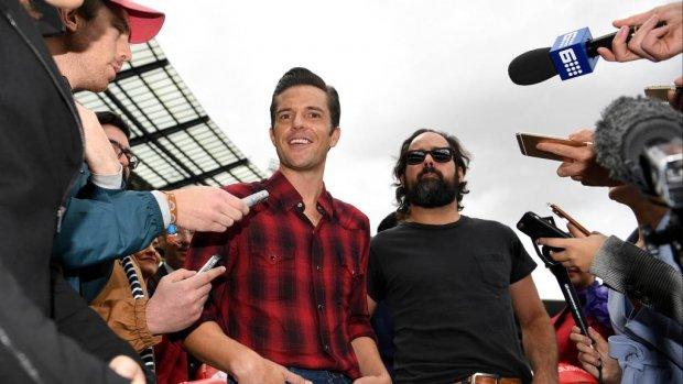 The Killers naar Rock Werchter