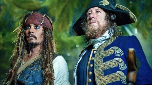 Schrijversduo zesde Pirates-film nemen de benen