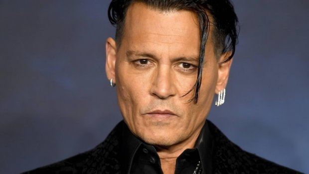 Harry Potter-reeks in gevaar door Johnny Depp