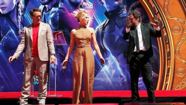 Avengers grote kanshebber MTV Movie Awards