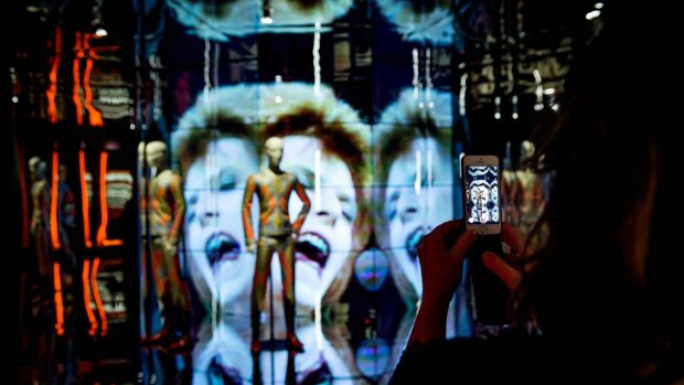 Al twee miljoen bezoekers voor David Bowie-expo