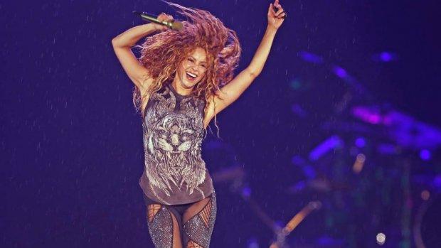 Justitie klaagt Shakira aan wegens belastingontduiking