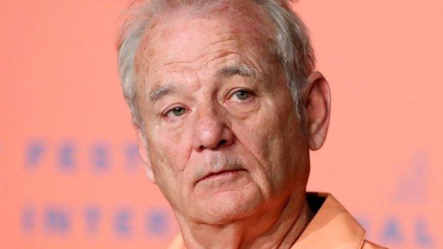 Acteren houdt Bill Murray in leven