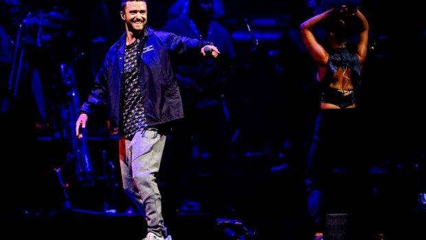 Justin Timberlake pakt Ziggo Dome in