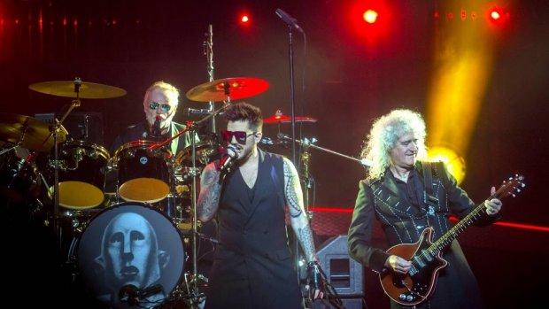 Brian May: Queen treedt niet op met nep-Freddie