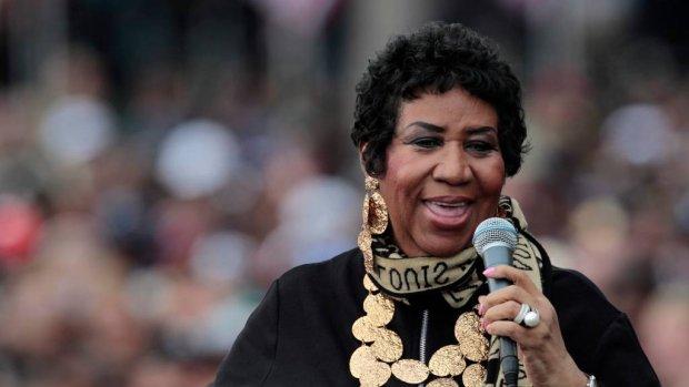 Aretha Franklin dit najaar geëerd in New York