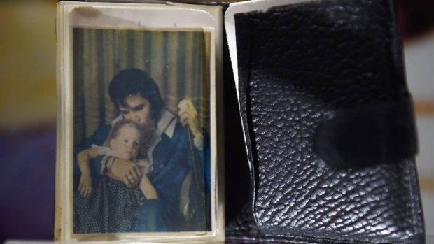Lisa Marie Presley voelde steun van pa Elvis