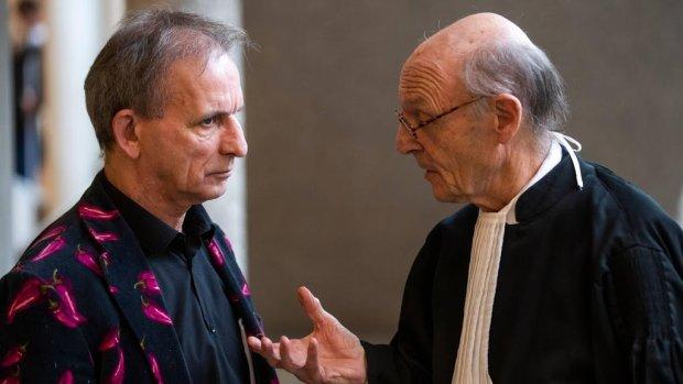 Johan Vlemmix in hoger beroep tegen Paay