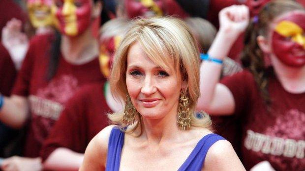 JK Rowling haalt uit naar wapenfan op Twitter