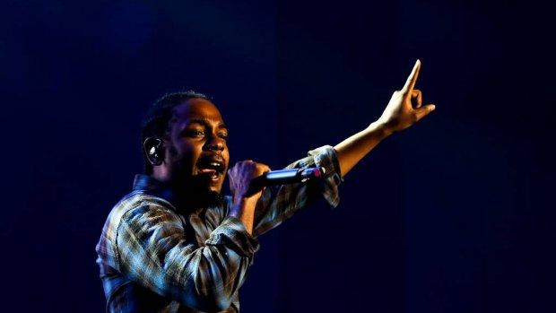 Kendrick Lamar eerste hiphopper met Pulitzer Prize