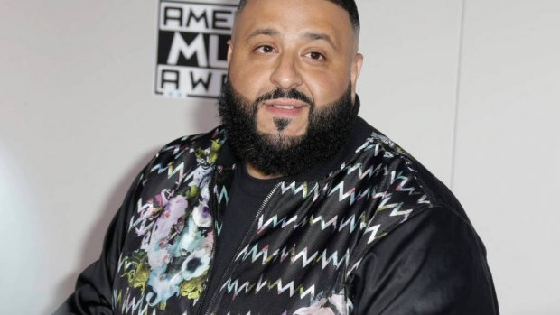 DJ Khaled topfavoriet bij BET Awards