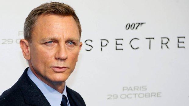 Daniel Craig loopt enkelblessure op bij opnames Bond-film