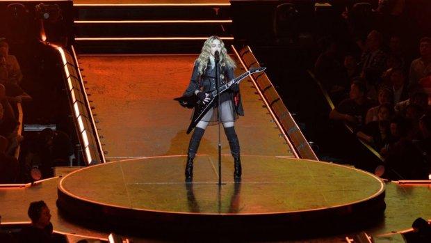 Het is zeker: Madonna komt!