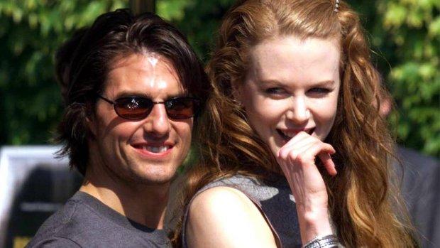 Geen MeToo-ervaringen voor Nicole Kidman dankzij Tom Cruise