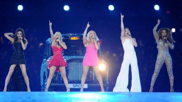 Spice Girls kondigen eerste show buiten Groot-Brittannië aan