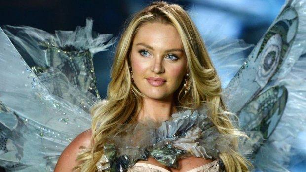 Model Candice Swanepoel opnieuw zwanger