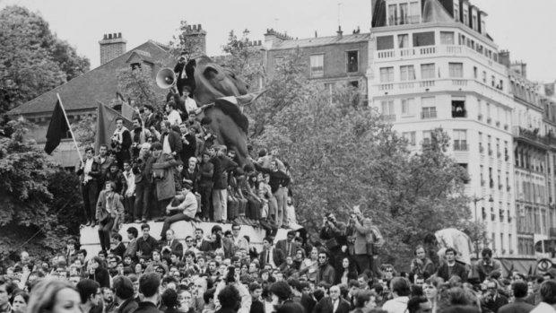 Revolutie 1968 in EYE Filmmuseum