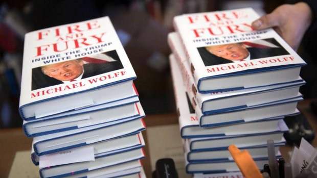 Fire and Fury wordt televisieserie